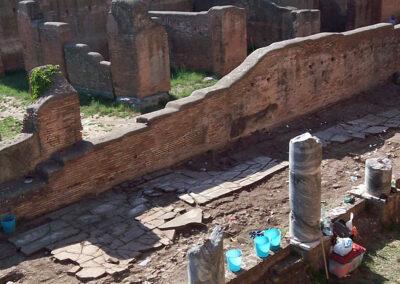 """Ausgrabungs- und Forschungsprojekt in """"Ostia Antica"""" – der Hafenstadt des antiken Rom"""