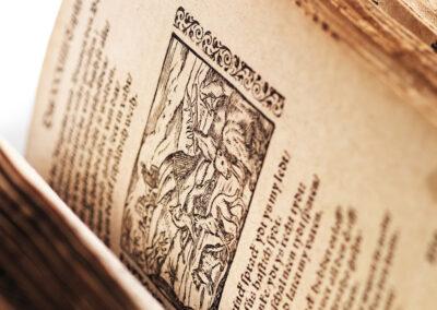 Die Privatbibliothek der Brüder Grimm