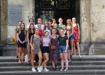 Die Summer School der Humboldt-Schülergesellschaft für Altertumswissenschaften