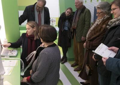 Besuch des Humboldt Bayer Mobils