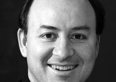 Prof. Dr. Matthew Larkum forscht an Pyramidalzellen um die menschliche Wahrnehmung zu verstehen