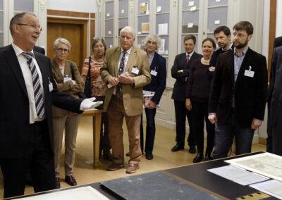 Kartograph Gerd Schilling zu Humboldts Atlanten